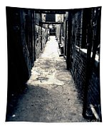Urban Alley Tapestry