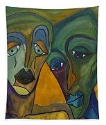 Buddies Tapestry