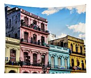Urban Havana Tapestry