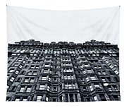 Urban Mountain Tapestry