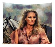 Ursula Andress Tapestry