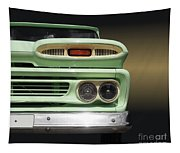 Us Classic Car Pickup 1960 Tapestry