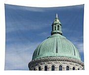 U.s. Naval Academy Chapel Dome Tapestry