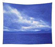Usa, California, Lake Tahoe, Storm Tapestry