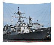 Uss James E. Williams Ddg-95 Tapestry