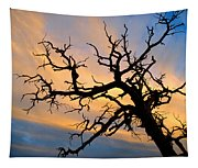 Utah Sunset Tapestry