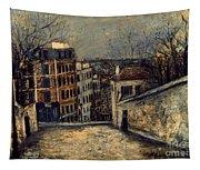 Utrillo: Mont-cenis Tapestry