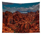 Valley Of Fire Tapestry