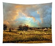 Valley Views Tapestry