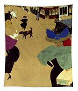 Valloton: Street Corner Tapestry