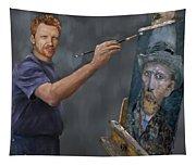 Van Gogh 2018 Tapestry