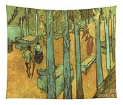 Van Gogh: Alyscamps, 1888 Tapestry
