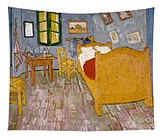 Van Gogh: Bedroom, 1888 Tapestry