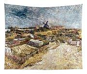 Van Gogh: Gardens, 1887 Tapestry