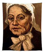 Van Gogh: Midwife, 1885 Tapestry