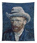 Van Gogh: Self-portrait Tapestry