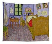 Van Goghs Bedroom At Arles Tapestry