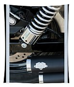 Vance And Hines Tapestry