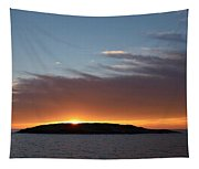Variations Of Sunsets At Gulf Of Bothnia 1 Tapestry