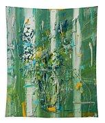 Vase  De Sauge Tapestry