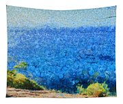 Vast Expanse Of The Ocean Tapestry