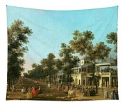 Vauxhall Gardens The Grand Walk Tapestry