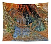Veins Of The Earth Tapestry