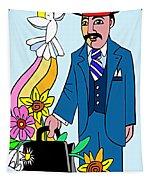 Ven. Jose Gregorio Hernandez - Mmvjh Tapestry