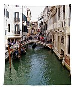 Venetian Bridge Tapestry