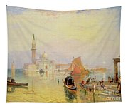 Venetian Scene, 19th Century Tapestry