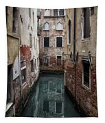 Venice - Canal Dreams  Tapestry