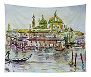 Venice Impression Iv Tapestry
