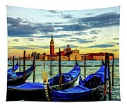 Venice Landmark Tapestry