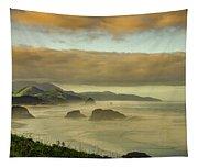 Verdant Coast Tapestry