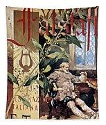 Verdi E Il Falstaff Tapestry