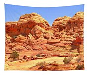 Vermilion Buttes Tapestry