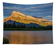 Vermillion Lakes And Mt Rundle Tapestry