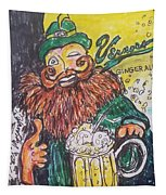 Vernors Ice Cream Float Tapestry