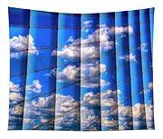 Vertical Sky Tapestry