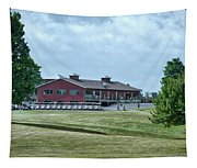 Vesper Hills Golf Club Tully New York 02 Tapestry