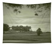 Vesper Hills Golf Club Tully New York Antique 02 Tapestry
