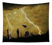 Desert Storm Tapestry