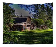 Vic's Barn II Tapestry