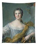 Victoire De France At Fontevrault Tapestry