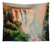 Victoria Waterfalls L B Tapestry