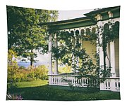 Victorian By The Sea Tapestry