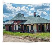 Midland Terminal Depot Tapestry