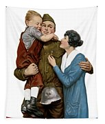 Victory Liberty Loan - World War One  Tapestry