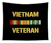 Vietnam Veteran Ribbon Bar  Tapestry