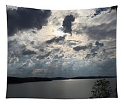 View Across Wappapello Lake IIi Tapestry
